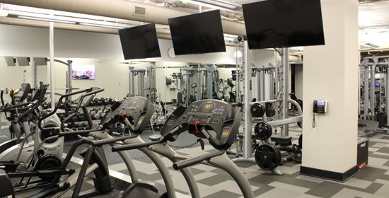Park Tower Gym